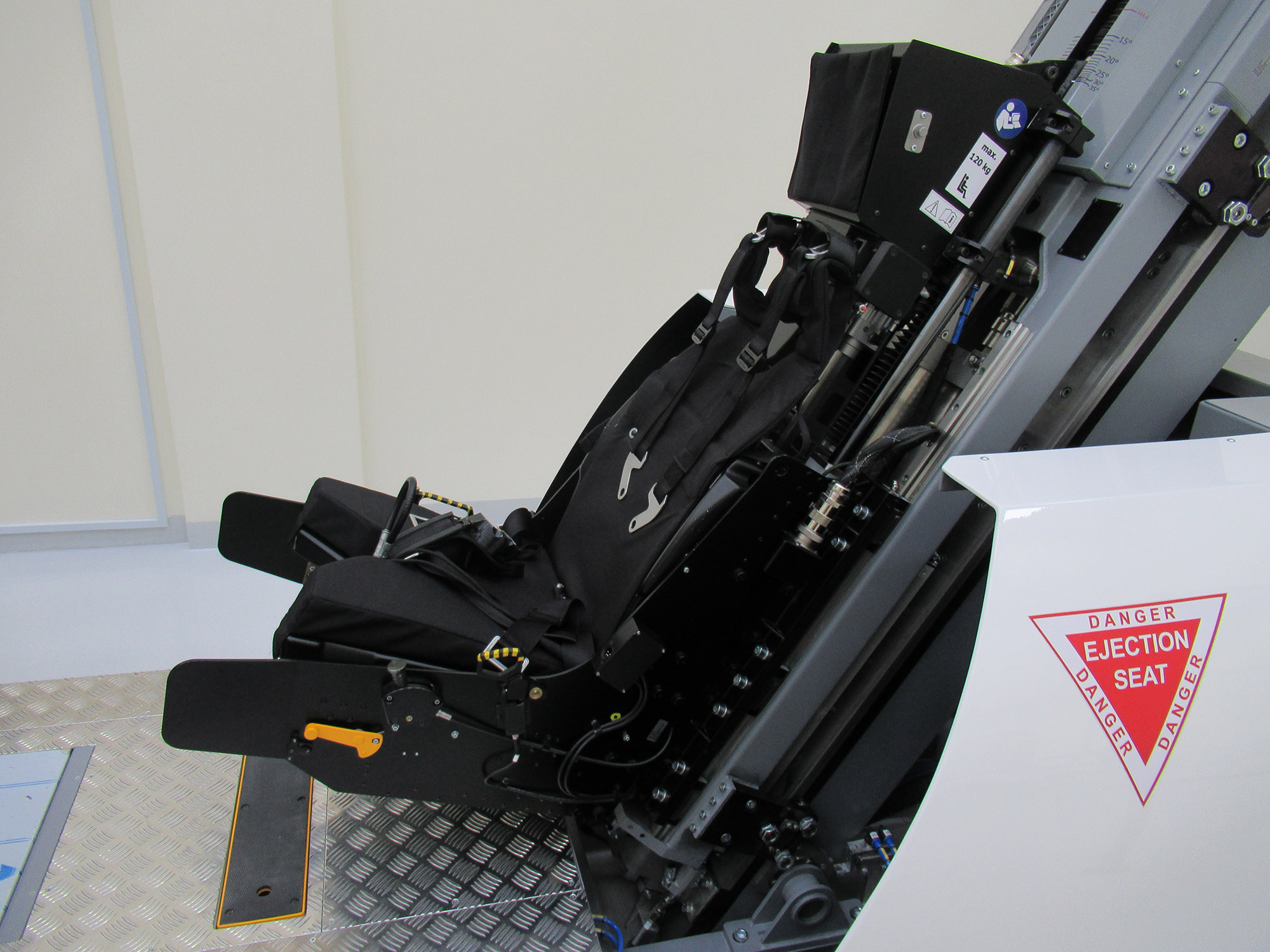 Ejection Seat Simulator Seat