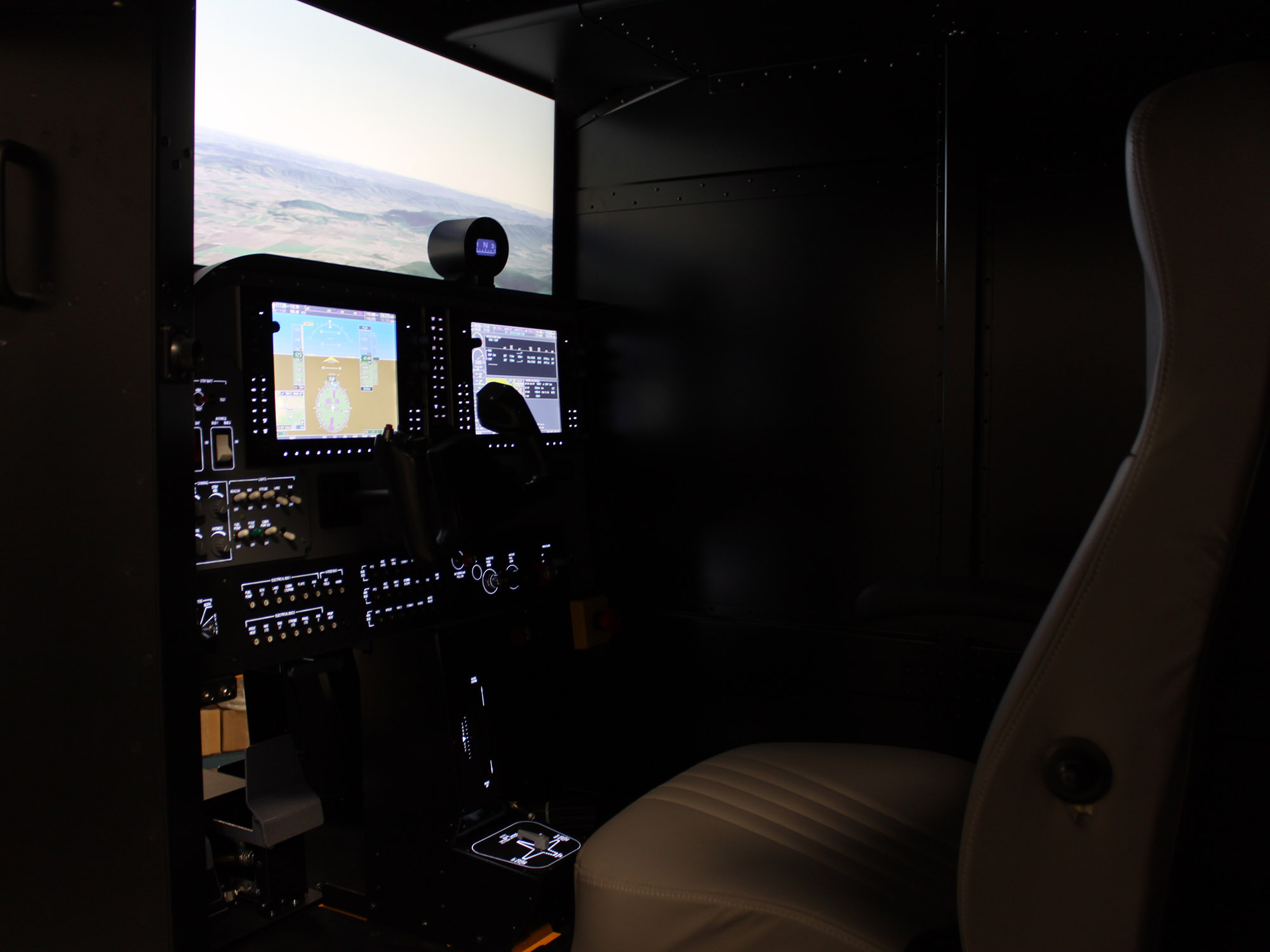 GAT-III General Aviation and Spatial Disorientation Trainer