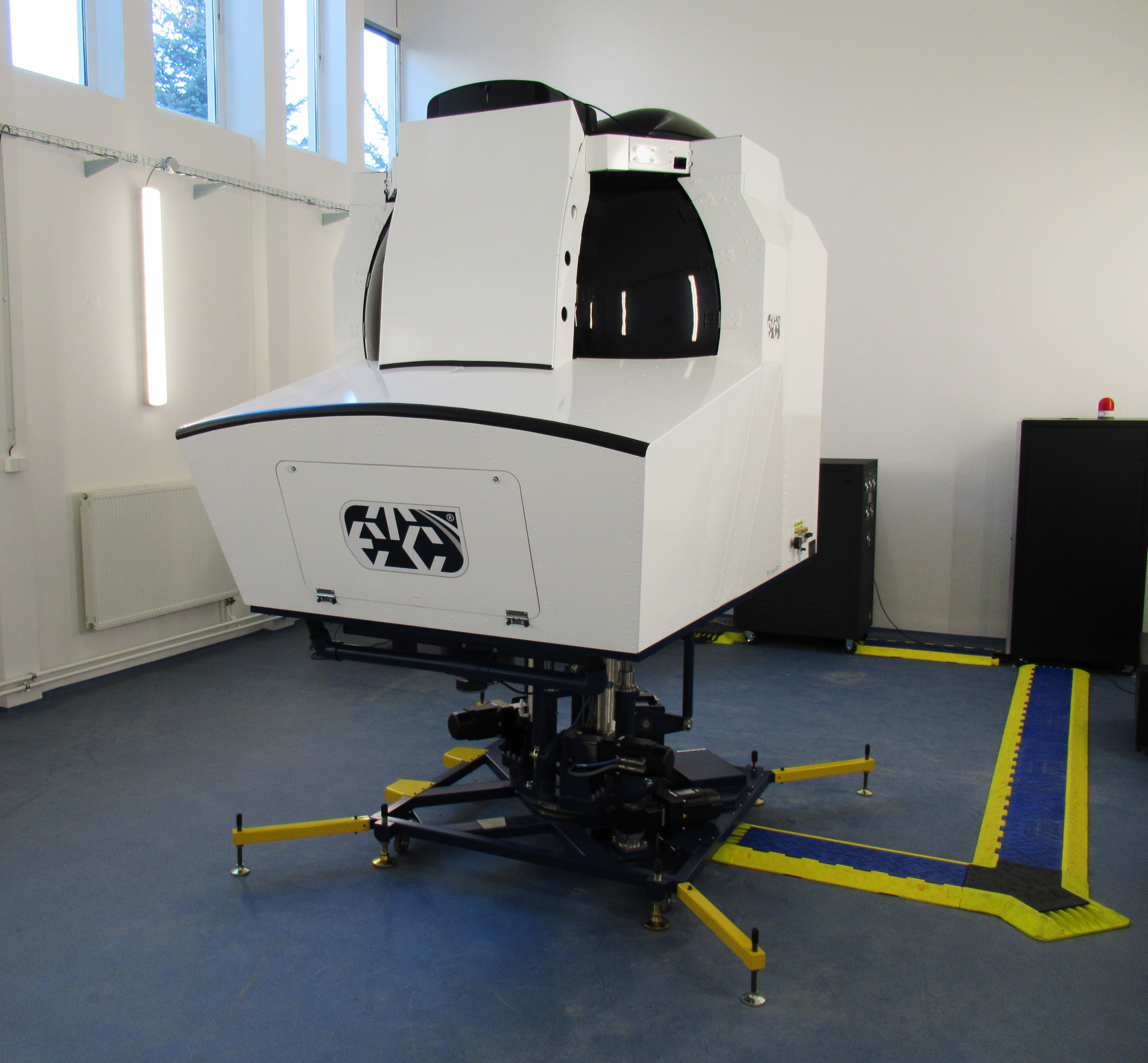 GH-200 Helicopter Spatial Disorientation Trainer