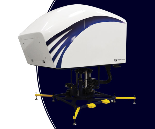 GYRO IPT-II Fixed and Rotary Wing Spatial Disorientation Trainer
